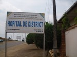 Installation Hôpital de district de Sangmélima